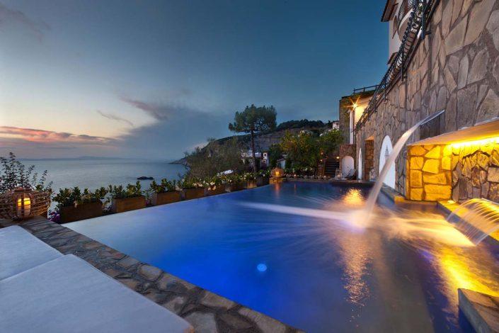 Villa Biancalisa Neapolitan Riviera