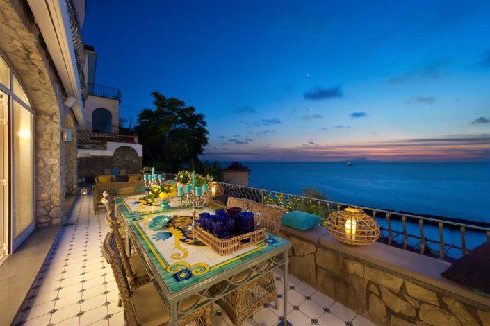 Villa Biancalisa Sorrento Sea View