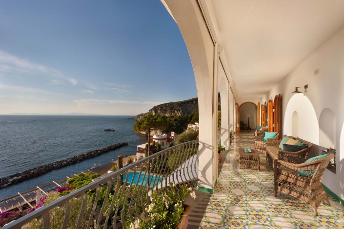 Villa Biancalisa Sorrento South Italy