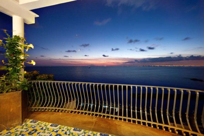 Villa Biancalisa Sorrento on the sea